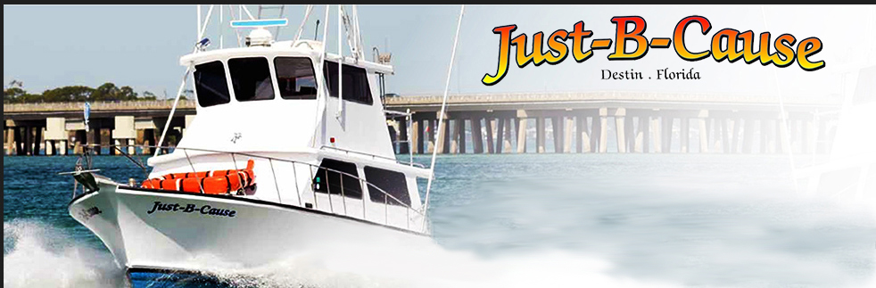 Destin Fishing Charter - Deep Sea Fishing - The Fishing Just B Cause